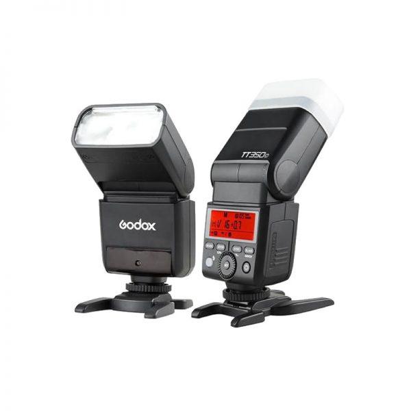 Flash de cámara TT350C CANON