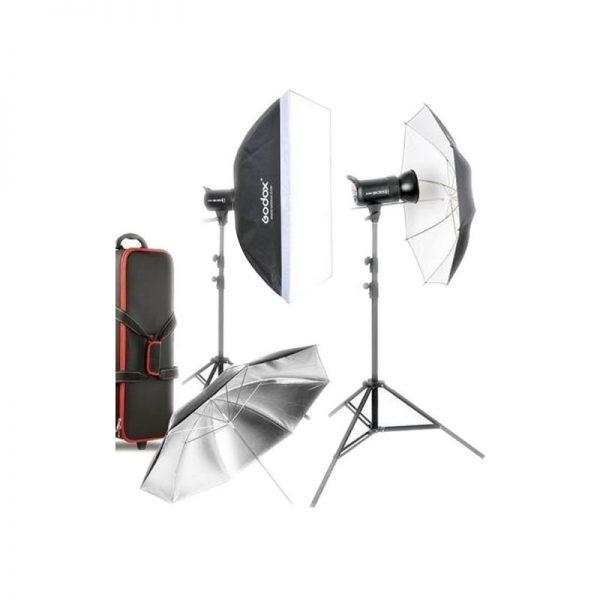 Kit de Iluminación Godox SK400II-E
