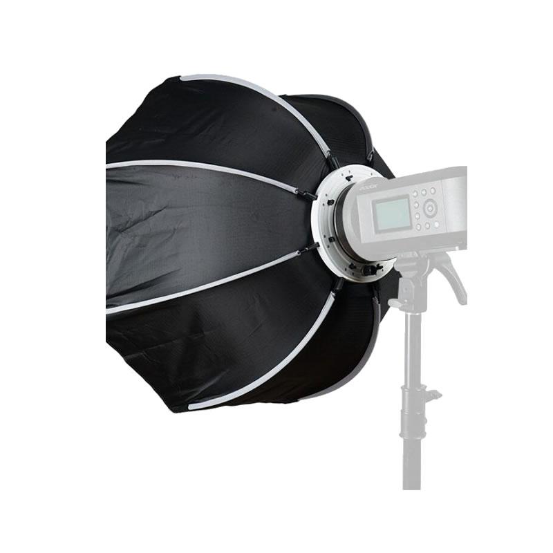 TRIOPO-55-cm-Bowens-en-Octagon-Softbox-paraguas-caja-de-luz-con-bolsa-de-transporte-para
